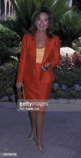 Actress Dawn Wells attends CBS TV AllStar Affiliates Party on July 25 2001 at the Ritz Carlton Hotel in Pasadena California