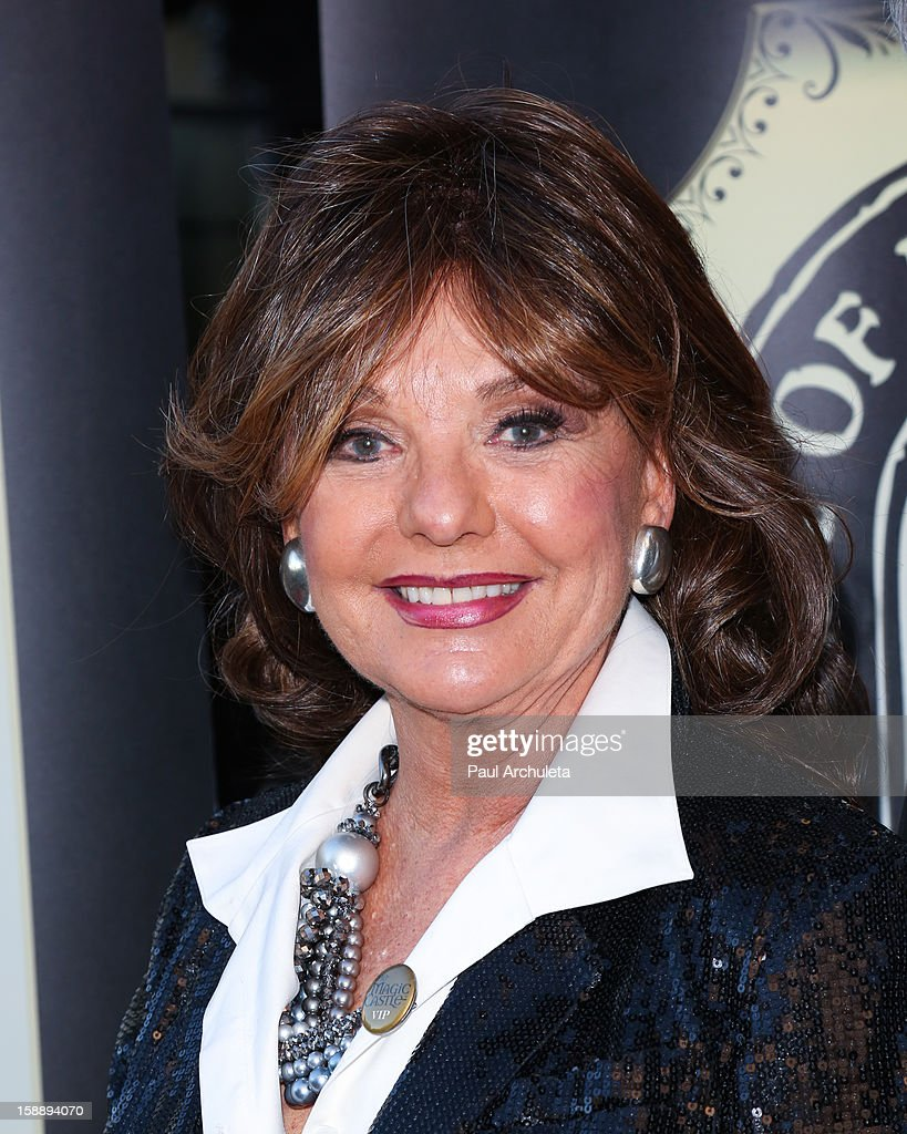 Actress Dawn Wells attends the Academy Of Magical Arts 50th Anniversary Gala at The Magic Castle on January 2, 2013 in Hollywood, California.