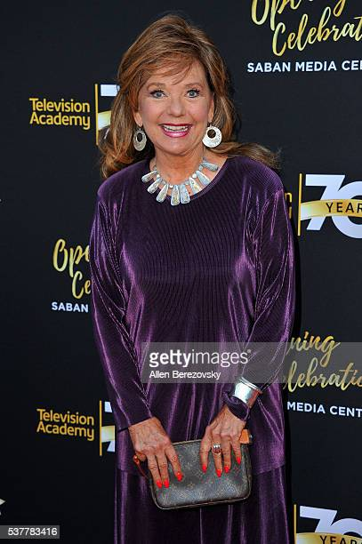 Actress Dawn Wells attends the Television Academy's 70th Anniversary Gala on June 2 2016 in Los Angeles California