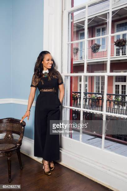 Actress DawnLyen Gardner from the cast of Queen Sugar is photographed for Essence Magazine on July 1 2016 in New Orleans Louisiana