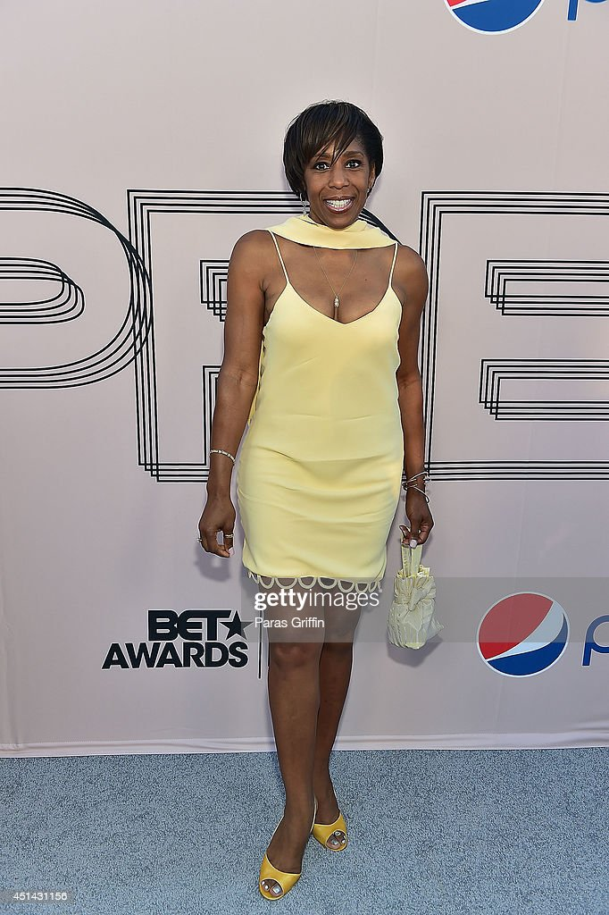 Actress Dawnn Lewis attends the 'PRE' BET Awards Dinner at Milk Studios on June 28, 2014 in Hollywood, California.