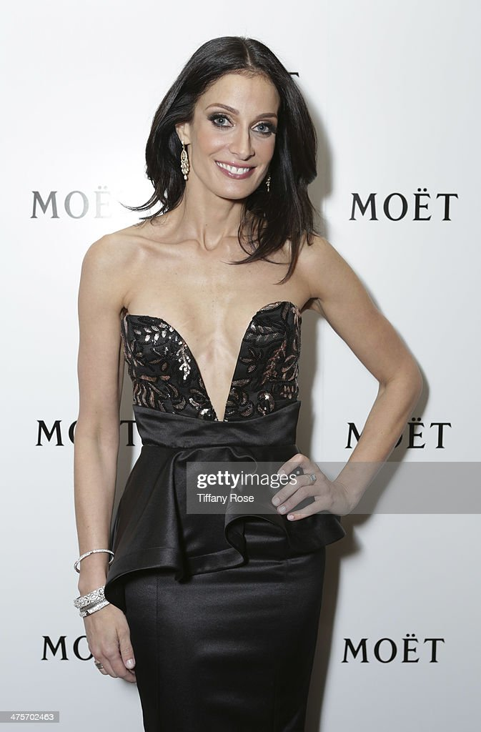 Actress Dayanara Torres attends Moet At The 17th Annual National Hispanic Media Coalition Impact Awards at the Beverly Wilshire Four Seasons Hotel on February 28, 2014 in Beverly Hills, California.