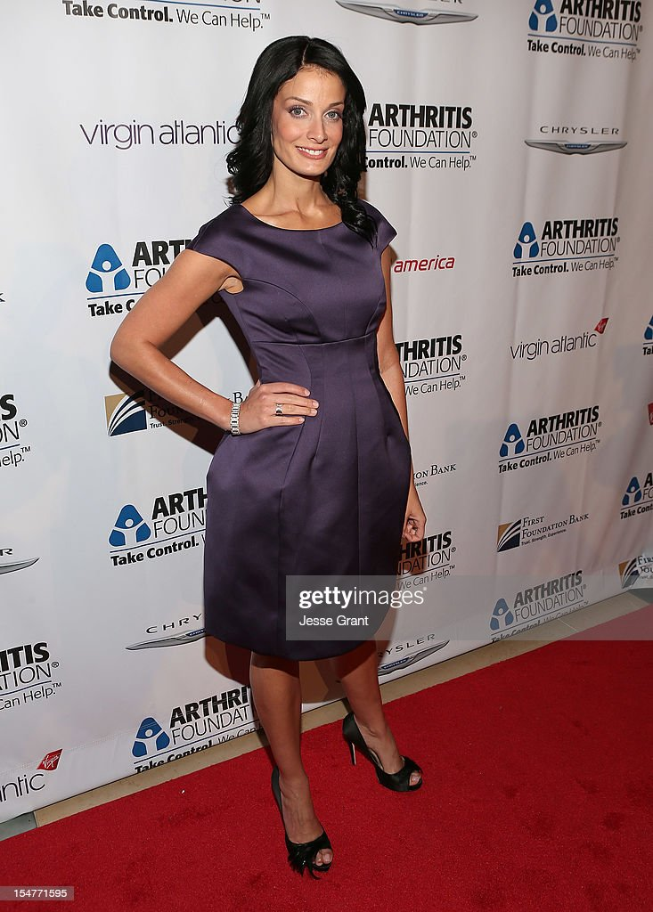 Actress Dayanara Torres attends the Arthritis Foundation 'Commitment to a Cure' 2012 Awards Gala at The Beverly Hilton Hotel on October 25, 2012 in Beverly Hills, California.