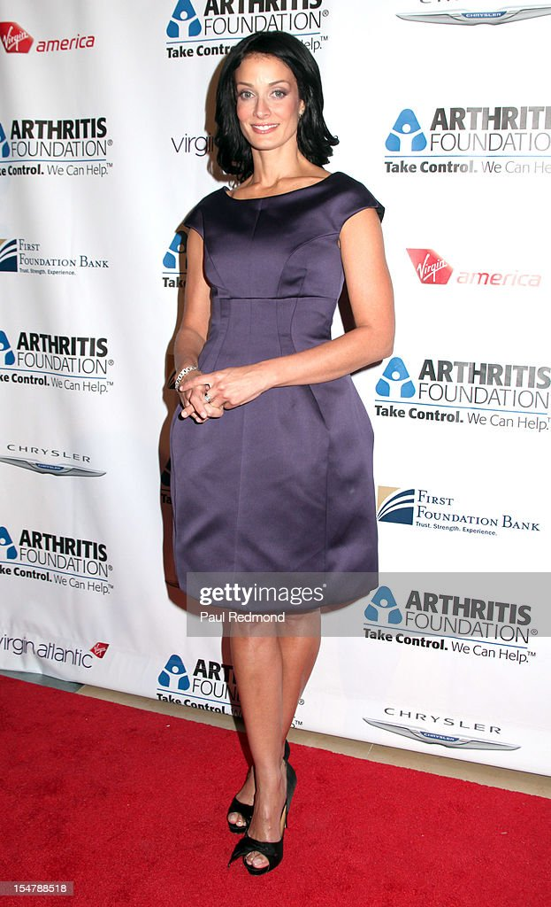 Actress Dayanara Torres (hairstyle detail) attends The Arthritis Foundation's Annual Gala Honoring Danny Glover at The Beverly Hilton Hotel on October 25, 2012 in Beverly Hills, California.