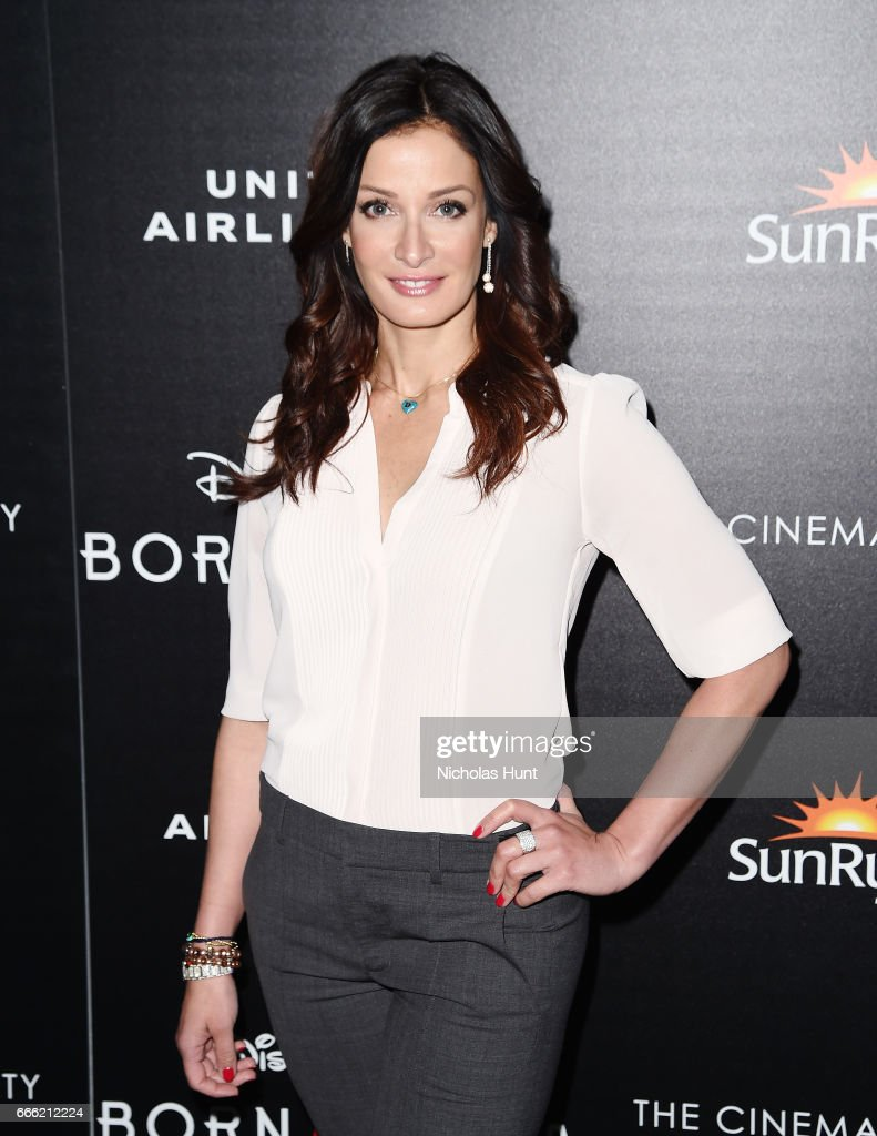 Actress Dayanara Torres attends the Disneynature With The Cinema Society Host The Premiere Of 'Born In China' at Landmark Sunshine Cinema on April 8, 2017 in New York City.