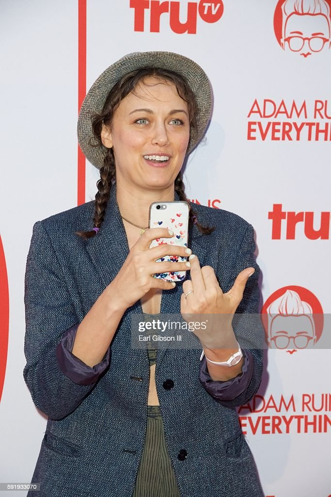 "Screening And Reception For truTV's ""Adam Ruins Everything"" - Arrivals"