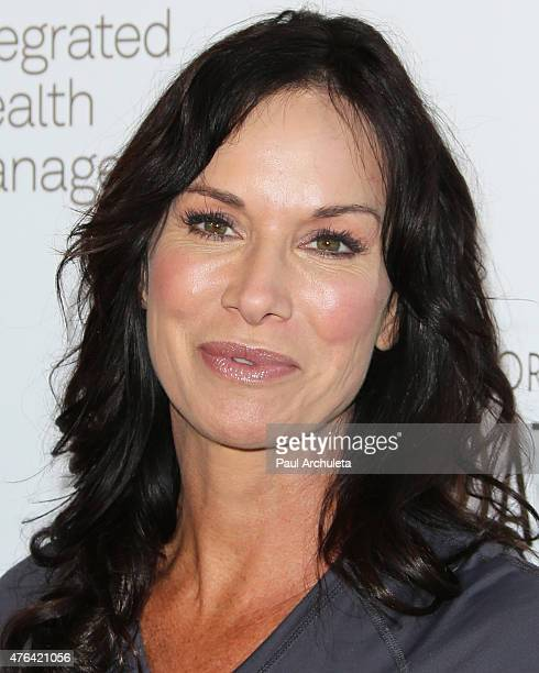 Actress Debbe Dunnin attends the SAG Foundation's 6th annual Los Angeles Golf Classic on June 8 2015 in Burbank California