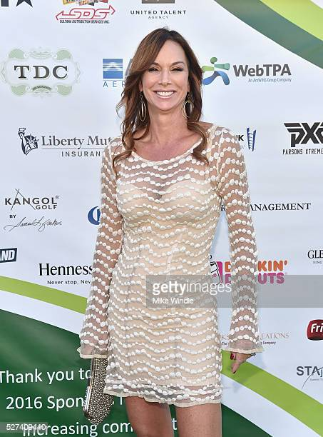 Actress Debbe Dunning attended the 9th Annual George Lopez Celebrity Golf Classic to benefit The George Lopez Foundation on Monday May 2nd at the...