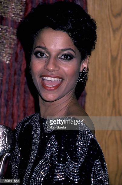 Actress Debbie Allen attending 'NAACP Image Awards' on December 4 1984 at the Dorothy Chandler Pavilion in Los Angeles California