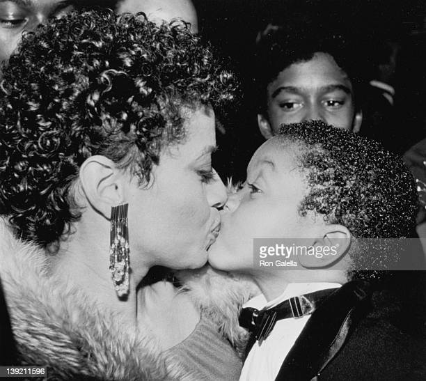 Actress Debbie Allen attending the taping of 'Martin Luther King JrA Celebration Of Life' on January 8 1984 at the Kennedy Center in Washington DC