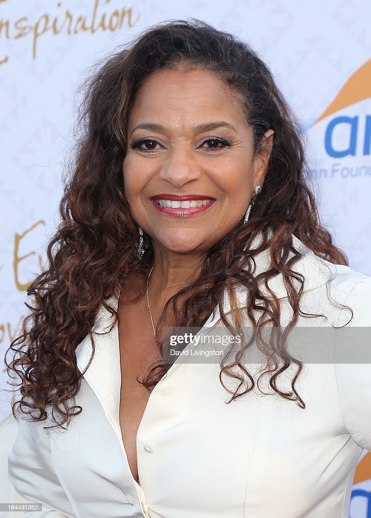 Actress <a gi-track='captionPersonalityLinkClicked' href=/galleries/search?phrase=Debbie+Allen&family=editorial&specificpeople=210660 ng-click='$event.stopPropagation()'>Debbie Allen</a> attends the 10th Annual Alfred Mann Foundation Gala in the Robinsons-May Lot on October 13, 2013 in Beverly Hills, California.