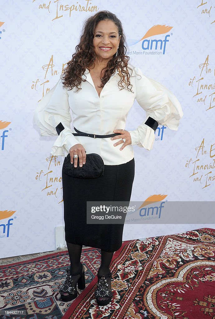 Actress Debbie Allen attends the 10th Annual Alfred Mann Foundation Gala at 9900 Wilshire Blvd on October 13, 2013 in Beverly Hills, California.