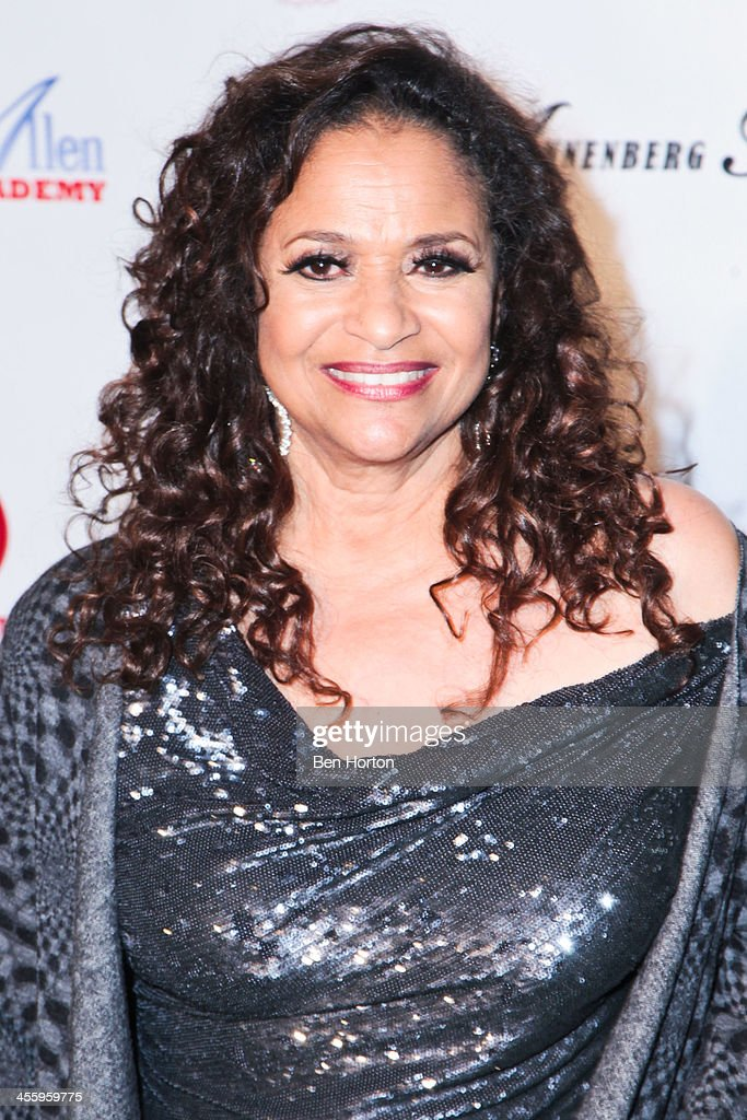 Actress <a gi-track='captionPersonalityLinkClicked' href=/galleries/search?phrase=Debbie+Allen&family=editorial&specificpeople=210660 ng-click='$event.stopPropagation()'>Debbie Allen</a> attends the <a gi-track='captionPersonalityLinkClicked' href=/galleries/search?phrase=Debbie+Allen&family=editorial&specificpeople=210660 ng-click='$event.stopPropagation()'>Debbie Allen</a> Dance Academy's 'All-Star Gala' at Royce Hall, UCLA on December 12, 2013 in Westwood, California.