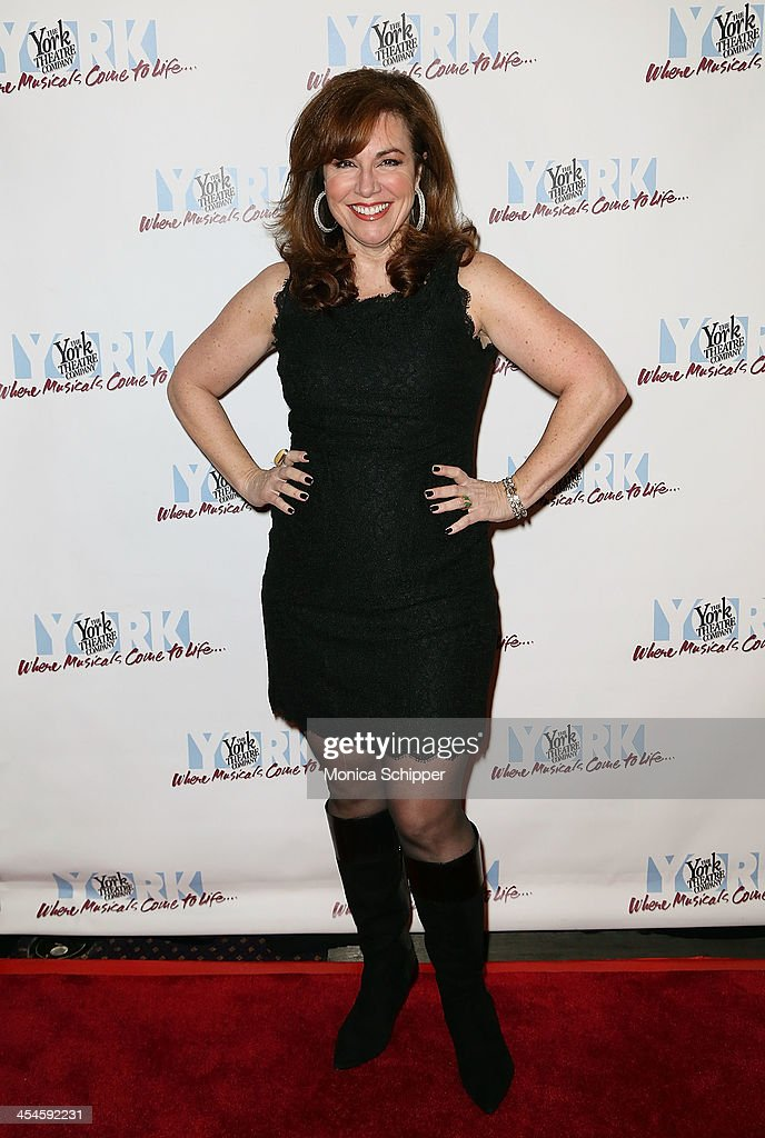 Actress Debbie Gravitte attends the 22nd annual Oscar Hammerstein Award gala at The Hudson Theatre on December 9, 2013 in New York City.