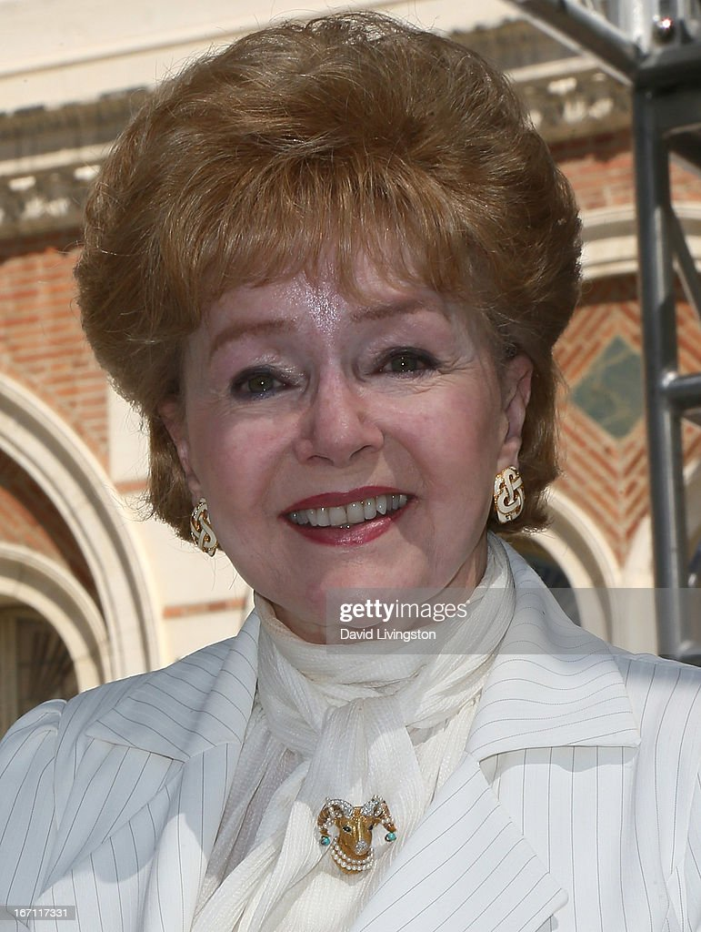 Actress Debbie Reynolds attends the 18th Annual Los Angeles Times Festival of Books - Day 1 at the University of Southern California on April 20, 2013 in Los Angeles, California.