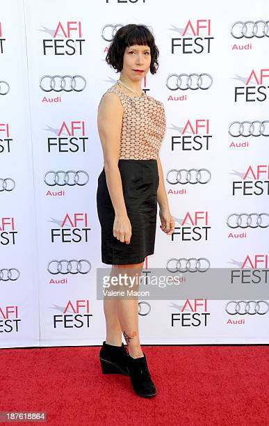 Actress DebbieTroche attends the screening of 'The Last Emperor' 3D during AFI FEST 2013 Presented By Audi at TCL Chinese Theatre on November 10 2013...
