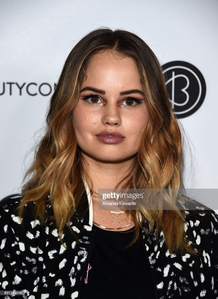 Actress Debby Ryan attends the 5th Annual Beautycon Festival Los Angeles at the Los Angeles Convention Center on August 13, 2017 in Los Angeles, California.