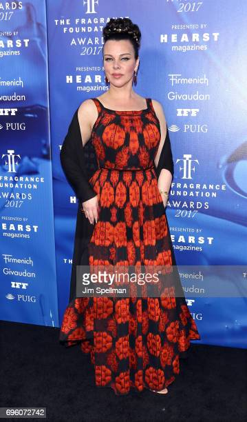 Actress Debi Mazar attends the 2017 Fragrance Foundation Awards at Alice Tully Hall Lincoln Center on June 14 2017 in New York City