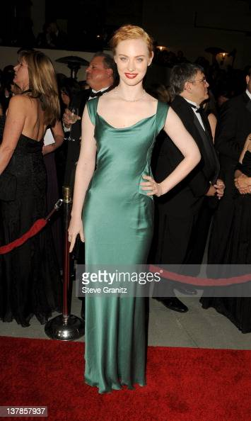 Actress Deborah Ann Woll arrives at the 64th Annual Directors Guild Of America Awards at the Grand Ballroom at Hollywood Highland Center on January...