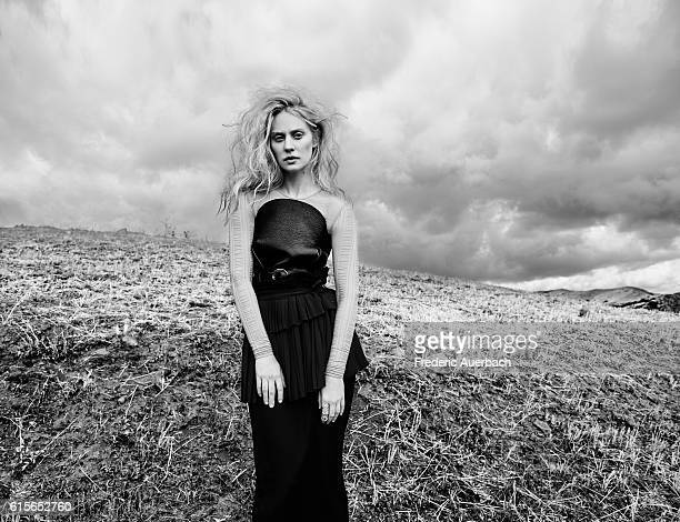 Actress Deborah Ann Woll is photographed for Contentmode Magazine on May 6 2016 in Los Angeles California ON DOMESTIC EMBARGO UNTIL JANUARY 1 2017 ON...