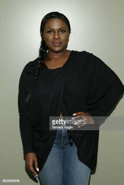 Actress Deborah Joy Winans poses for a picture during the 2017 Essence Festival Day 3 on July 2 2017 in New Orleans Louisiana