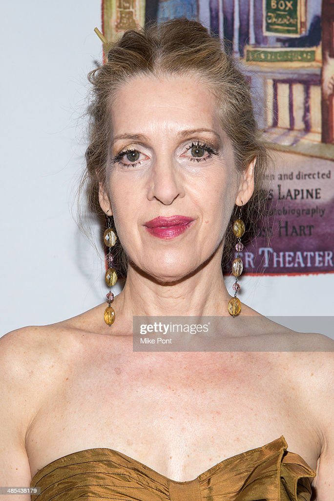 Actress Deborah Offner attends the opening night party for 'Act One' at The Plaza Hotel on April 17, 2014 in New York City.