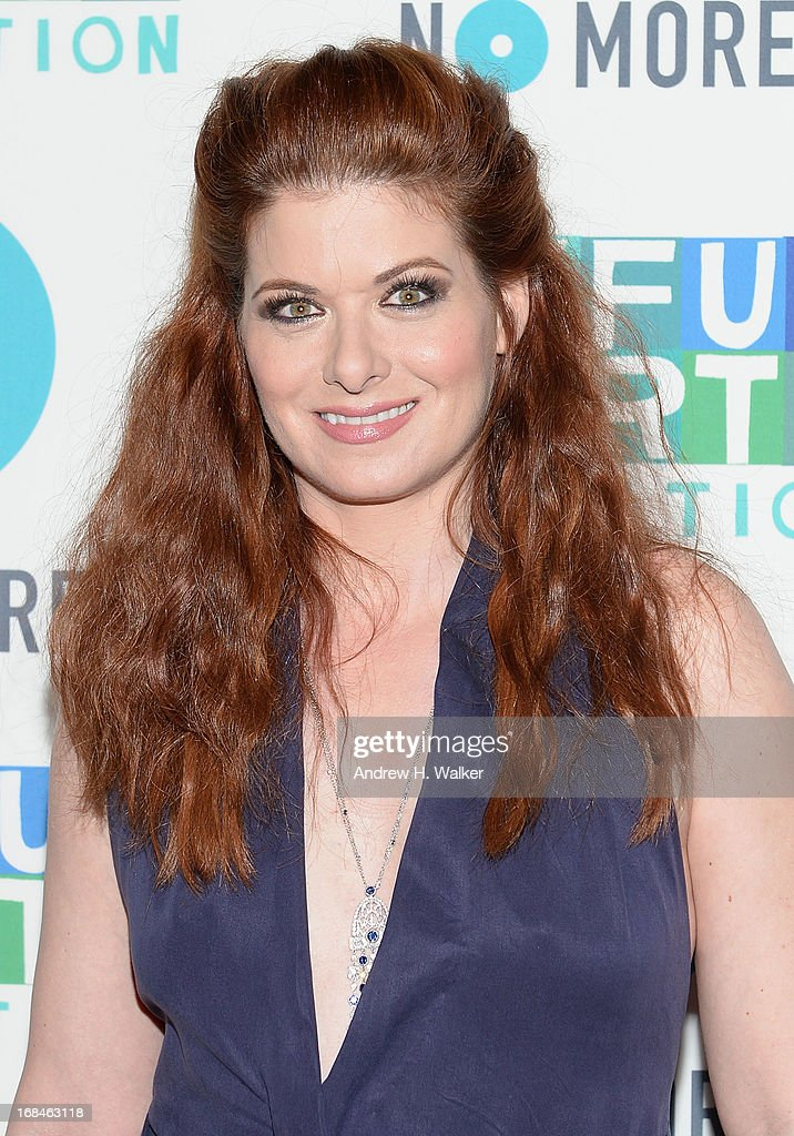 Actress Debra Messing attends the 2013 Joyful Heart Foundation Gala at Cipriani 42nd Street on May 9, 2013 in New York City.