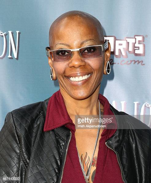 Actress Debra Wilson attends the opening night of George Bernard Shaw's 'Pygmalion' at Pasadena Playhouse on March 22 2015 in Pasadena California