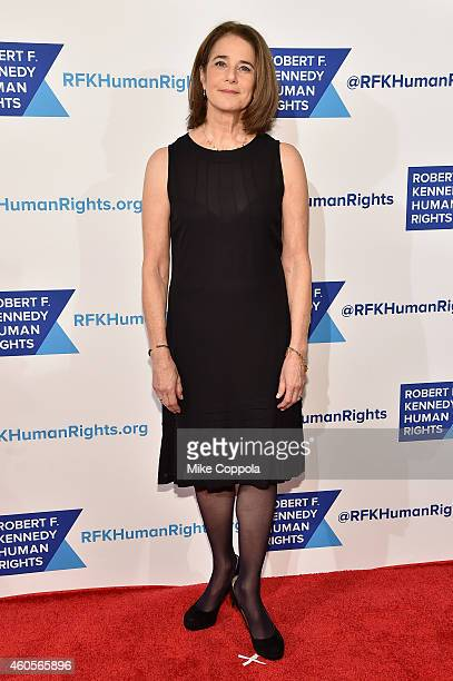 Actress Debra Winder attends the RFK Ripple Of Hope Gala at Hilton Hotel Midtown on December 16 2014 in New York City