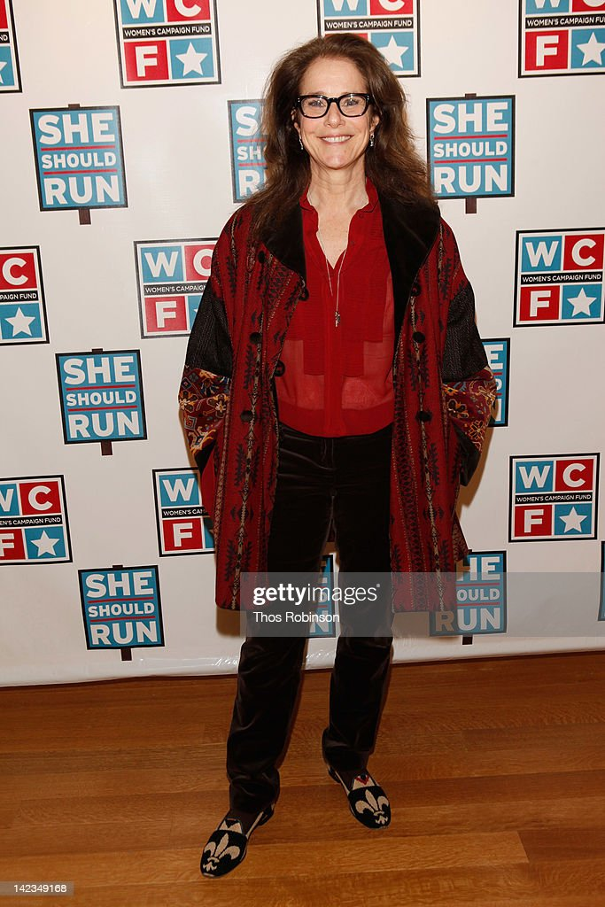 Actress Debra Winger attends the 32nd Annual Women's Campaign Fund Parties of Your Choice Gala at Christie's on April 2, 2012 in New York City.