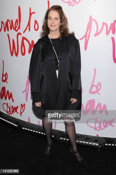 Actress Debra Winger attends the 3rd annual Diane Von Furstenberg awards at the United Nations on March 9 2012 in New York City