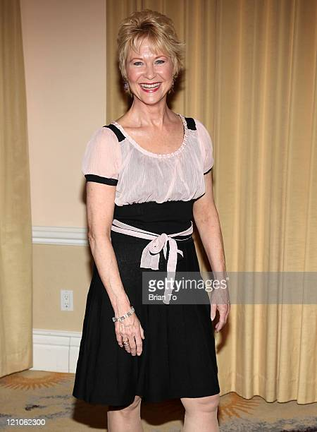 Actress Dee Wallace arrives at 2009 Prism Awards at the Beverly Hills Hotel on April 23 2009 in Beverly Hills California