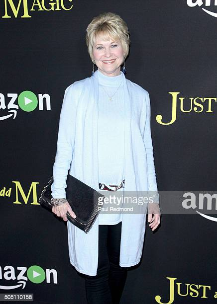 Actress Dee Wallace arrives at the Premiere of Amazon's 'Just Add Magic' at ArcLight Hollywood on January 14 2016 in Hollywood California