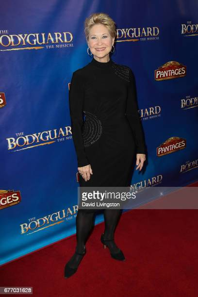 Actress Dee Wallace arrives at the premiere of 'The Bodyguard' at the Pantages Theatre on May 2 2017 in Hollywood California