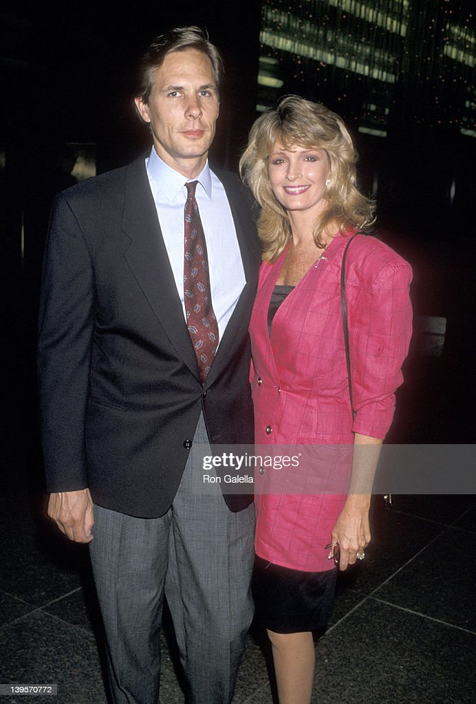 Actress Deidre Hall and husband Michael Dubelko attend the ...