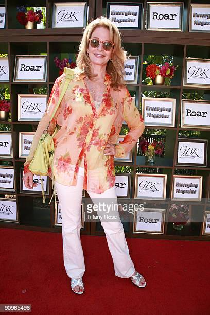 Actress Deidre Hall attends Day 1 of GBK's 2009 Emmy Gift Lounge on September 18 2009 in Beverly Hills California