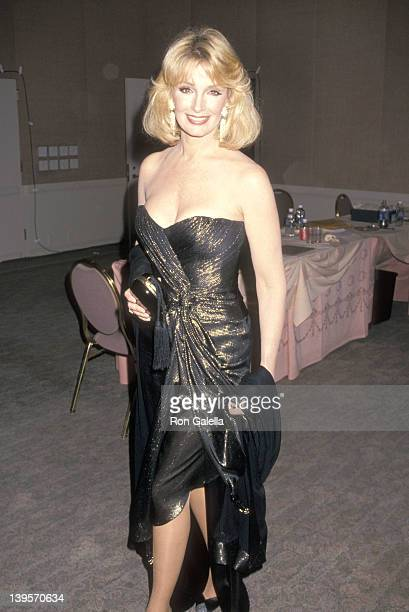 Actress Deidre Hall attends the 10th Annual Soap Opera Digest Awards on February 4 1994 at Beverly Hilton Hotel in Beverly Hills California