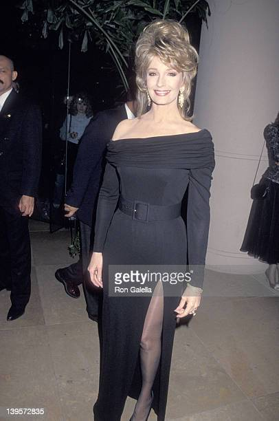 Actress Deidre Hall attends the 11th Annual Soap Opera Digest Awards on February 17 1995 at Beverly Hilton Hotel in Beverly Hills California