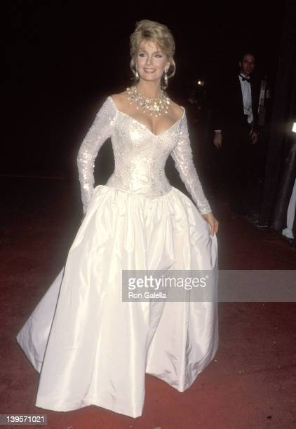 Actress Deidre Hall attends the 18th Annual People's Choice Awards on March 17 1992 at Universal Studios in Universal City California