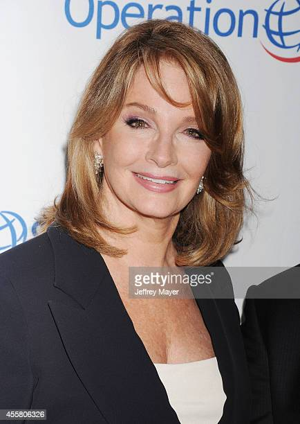 Actress Deidre Hall attends the 2014 Operation Smile Gala at the Beverly Wilshire Four Seasons Hotel on September 19 2014 in Beverly Hills California
