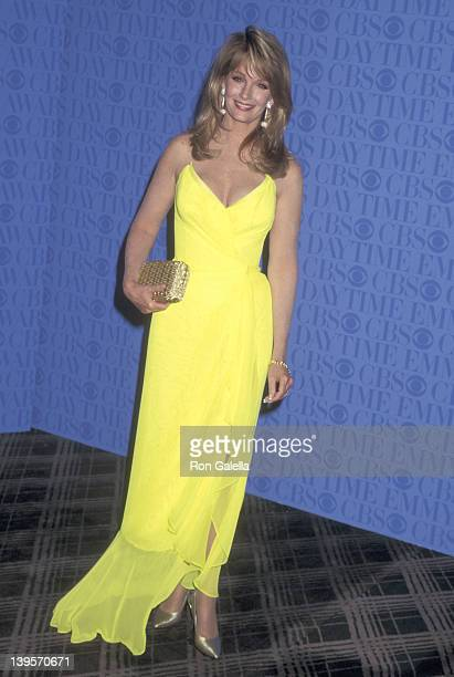 Actress Deidre Hall attends the 23rd Annual Daytime Emmy Awards on May 22 1996 at Radio City Music Hall in New York City
