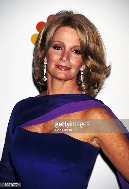 Actress Deidre Hall attends the 25th Annual Daytime Emmy Awards on May 15 1998 at Radio City Music Hall in New York City