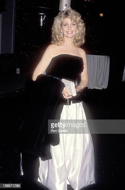 Actress Deidre Hall attends the Academy of Television Arts and Sciences Presents the Sixth Annual Television Academy of Hall of Fame Induction...