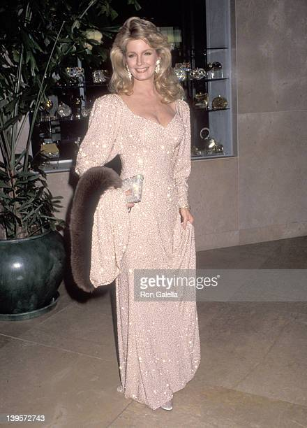 Actress Deidre Hall attends the Eighth Annual Soap Opera Digest Awards on January 10 1992 at Beverly Hilton Hotel in Beverly Hills California