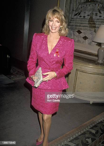 Actress Deidre Hall attends the Fifth Annual GLAAD Media Awards on March 19 1994 at Century Plaza Hotel in Los Angeles California