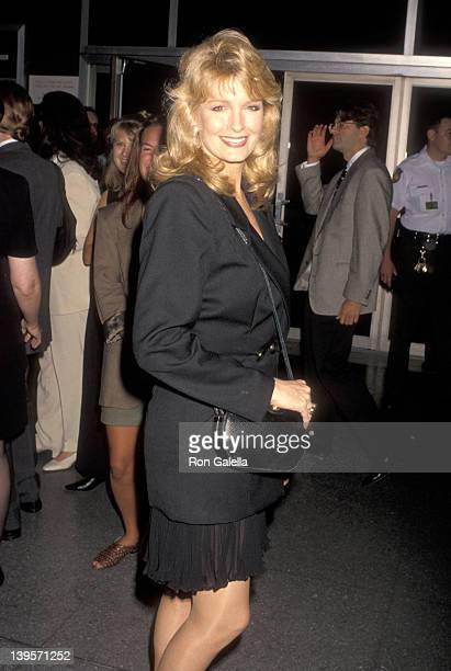Actress Deidre Hall attends the 'My Fair Lady' Opening Night Performance on July 7 1993 at Dorothy Chandler Pavilion Los Angeles Music Center in Los...
