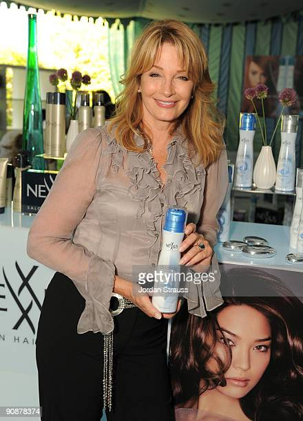 Actress Deidre Hall attends the Nexxus Salon Hair Care Suite at the Silverspoon PreEmmy Retreat at a Private Residence on September 16 2009 in Los...