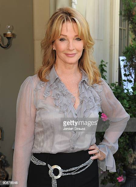 Actress Deidre Hall attends the Noreen Fraser Foundation Palms Lounge Silver Spoon Emmy Luncheon at a private residence on September 16 2009 in Los...