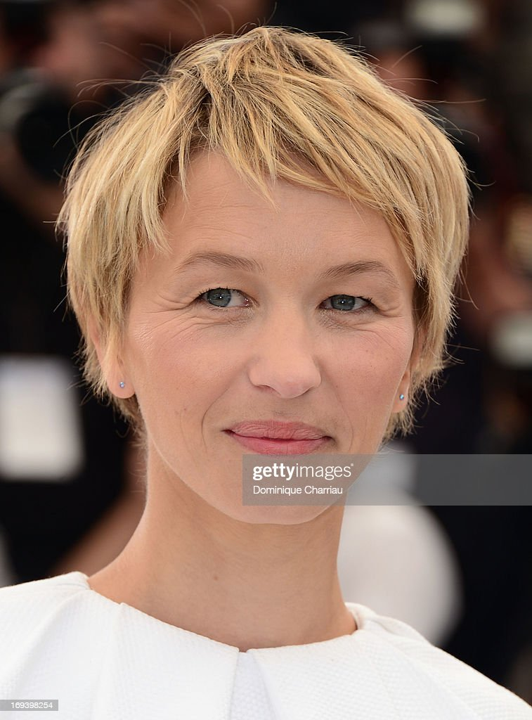 Actress Delphine Chuillot attends the photocall for 'Michael Kohlhaas' at The 66th Annual Cannes Film Festival at Palais des Festivals on May 24, 2013 in Cannes, France.