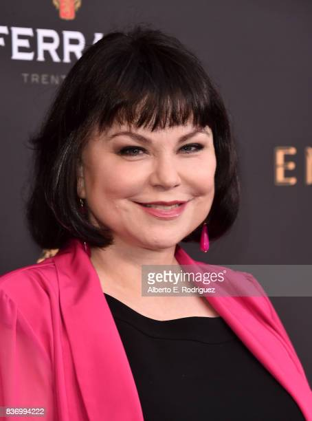 Actress Delta Burke attends the Television Academy's Performers Peer Group Celebration at The Montage Beverly Hills on August 21 2017 in Beverly...